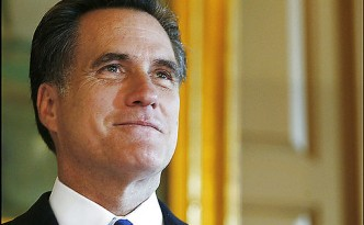Mitt Romney Attends Fundraiser In Milwaukeee