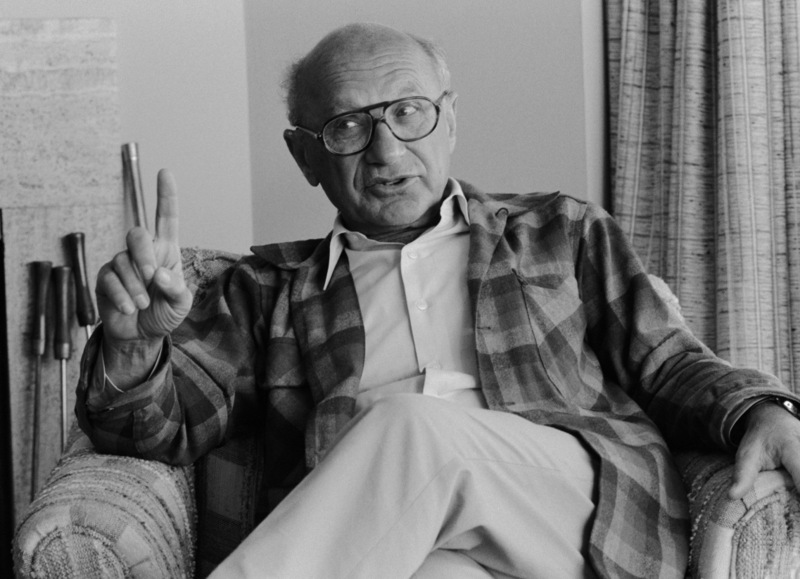 the failures of milton friedman the mendenhall