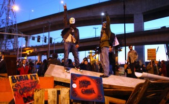 Occupy the Ports Protesters