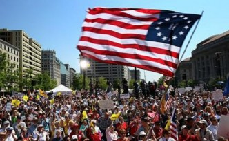 Tea Party Rally - photo from http://content.usatoday.com/communities/onpolitics/post/2011/02/tea-party-magazine-/1#.T45Uh6vOV2A