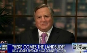 Dick Morris Romney Prediction