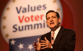 Ted Cruz Value Voters