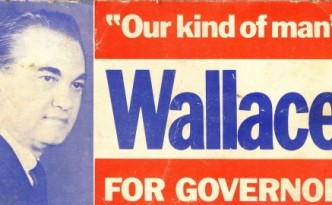 George Wallace Sticker