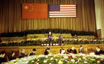 Gerald Ford in China