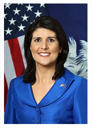 SC Gov. Nikki Haley